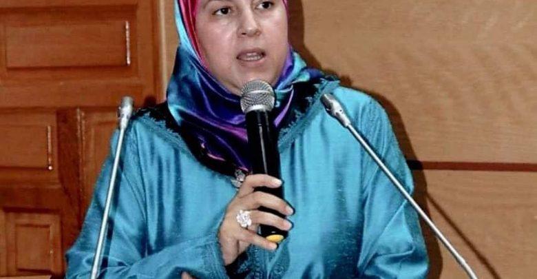 الدكتورة وداد العيدوني تنال ثقة الملك ويعينها عضو بالمجلس العلمي الأعلى 1