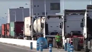اسبانيا تعود لتغريم شاحنات النقل القادمة من طنجة المتوسط بسبب الوقود 5
