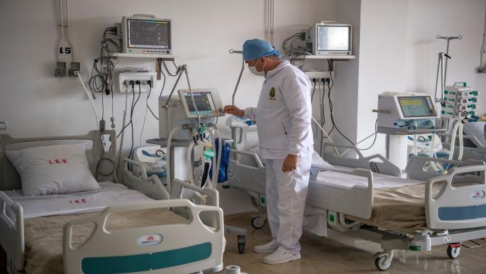 الوكالة الوطنية للتأمين الصحي تعلن عن بروتوكول علاجي للتكفل بمرضى كورونا 1
