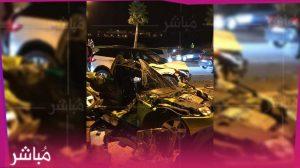 طنجة..مصرع شخص في حادثة سير خطيرة بمالاباطا 2