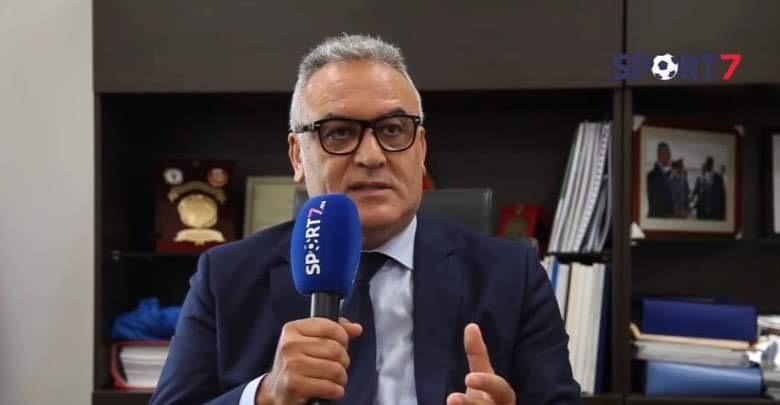 من يخلف أبرشان في رئاسة اتحاد طنجة لكرة القدم؟ 1