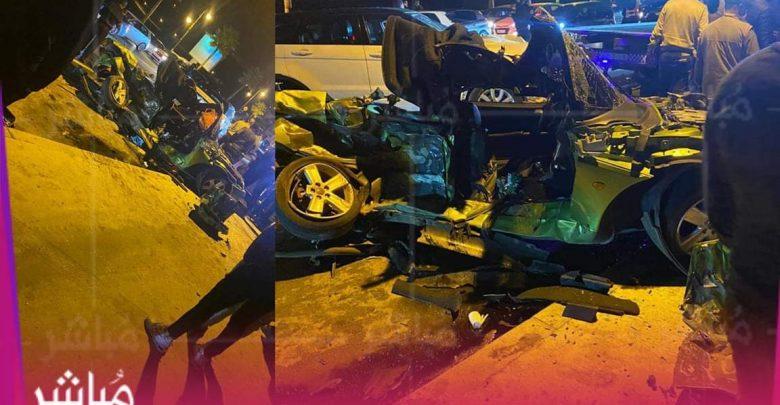 طنجة..مصرع شخص في حادثة سير خطيرة بمالاباطا 1