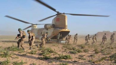 سابقة..القوات المسلحة الملكية تتحرك لتأمين معبر الكركرات 3