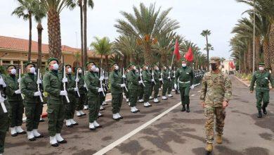 الإعلان عن مباراة لتوظيف جنود من الدرجة الثانية بالقوات المسلحة الملكية 5