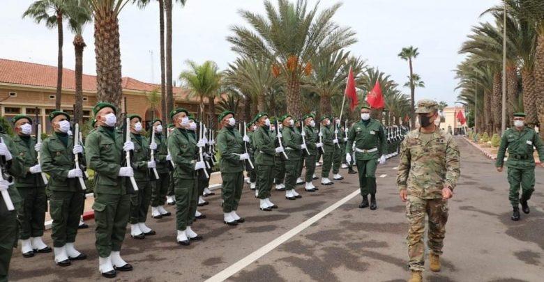 الإعلان عن مباراة لتوظيف جنود من الدرجة الثانية بالقوات المسلحة الملكية 1
