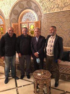 ساجد يحل بطنجة ويبدد خلافات قياديي الإتحاد الدستوري 4
