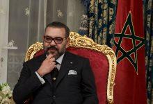 برقية تهنئة من الملك محمد السادس إلى العاهل السعودي 7