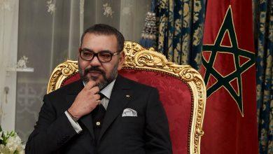 الملك يؤكد أن القضية الفلسطينية هي مفتاح الحل الدائم بمنطقة الشرق الأوسط 4