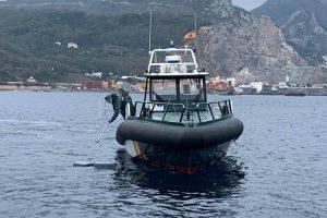 """سبتة..الحرس المدني الإسباني يضبط 170 كلغ من """"الحشيش"""" بعرض البحر 3"""