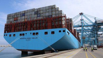 ارتفاع حركة النقل التجاري البحري بنسبة 6.9 في المائة 6