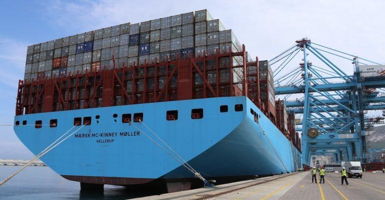 ارتفاع حركة النقل التجاري البحري بنسبة 6.9 في المائة 1