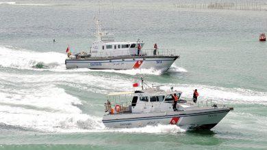البحرية الملكية تقدم المساعدة لـ50 مرشحا للهجرة السرية بسواحل الناظور 4