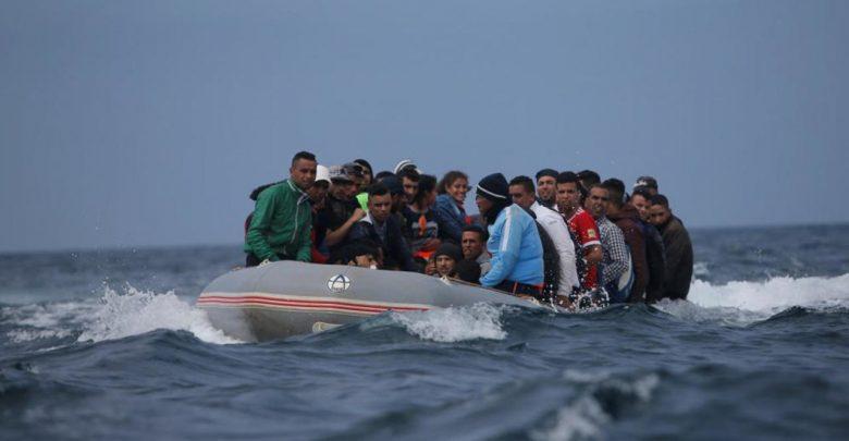 إجهاض عملية للهجرة السرية نحو الأراضي الإسبانية 1