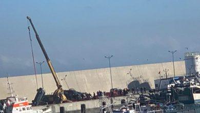 غرق عميد شرطة في ظروف غامضة بميناء الصيد بطنجة 5