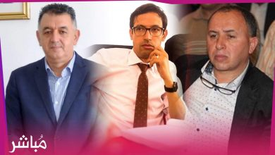 انتخاب أشحشاح رئيسا لشعبة القانون العام بكلية الحقوق بطنجة 6