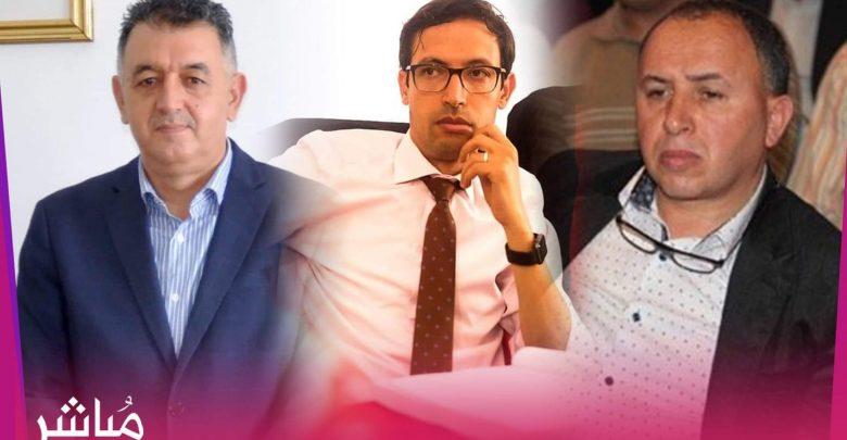 انتخاب أشحشاح رئيسا لشعبة القانون العام بكلية الحقوق بطنجة 1