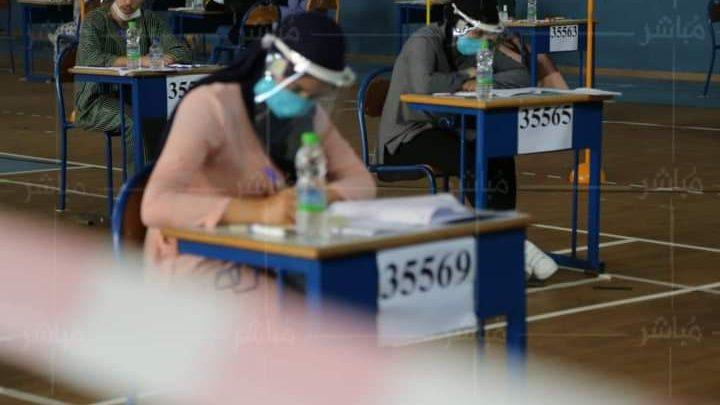 فتح باب ترشيحات الأحرار لإجتياز امتحانات البكالوريا 1