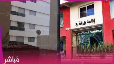 سقوط حارس عمارة من علو 7 طوابق بطنجة 6
