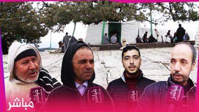 ساكنة مولاي عبد السلام ابن مشيش تضررت كثيرا بسبب وباء كورونا 1