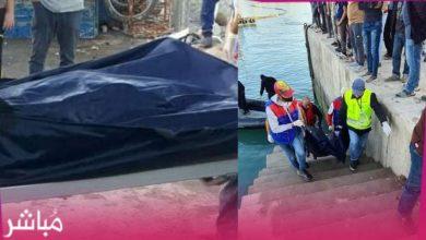 شاطئ أصيلة يلفظ جثة شاب غرق في ظروف غامضة 9