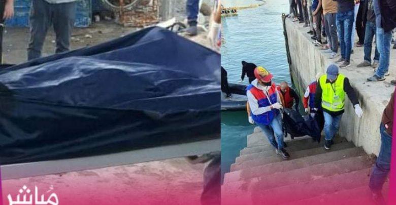 شاطئ أصيلة يلفظ جثة شاب غرق في ظروف غامضة 1