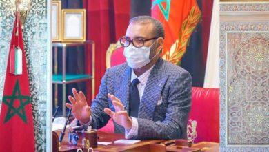 الملك محمد السادس: التلقيح ضد كورونا مجاني لجميع المغاربة 6