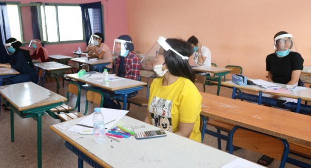 إلغاء إجراء الإمتحان الموحد لتلاميذ السلكين الإبتدائي والإعدادي 1