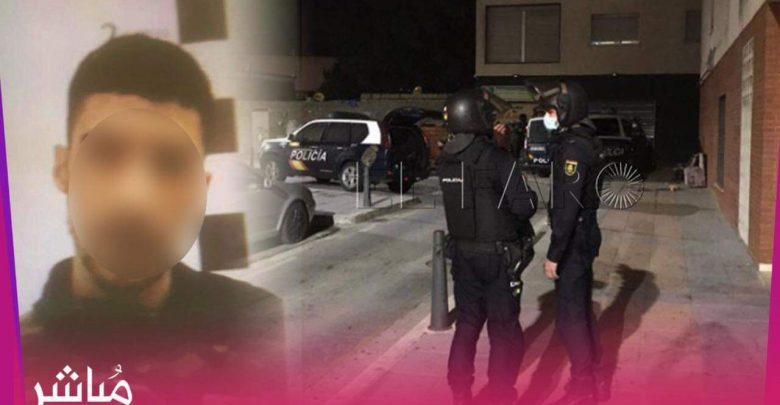 مصرع مغربي بالرصاص في مدينة سبتة المحتلة 1