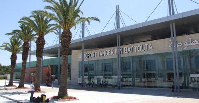 تراجععدد المسافرين ب61 في المائة بمطار طنجة ابن بطوطة 1