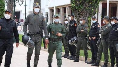 هيئات تندد بمنع السلطات لوقفة مناهضة للتطبيع بالرباط 6