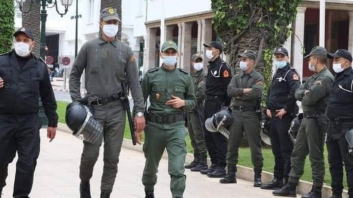 هيئات تندد بمنع السلطات لوقفة مناهضة للتطبيع بالرباط 1