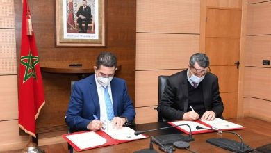 أمزازي يوقع اتفاقية مع الشركة الوطنية للطرق السيارة لتأهيل المدارس ب50 مليون درهم  5