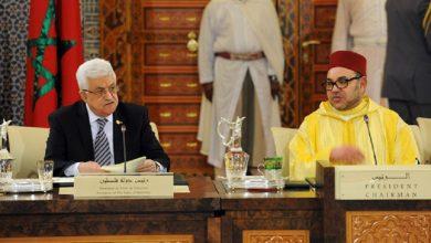الملك يهاتف الرئيس الفلسطيني ويؤكدثبات المغرب على موقفه الداعم للقضية الفلسطينية 3