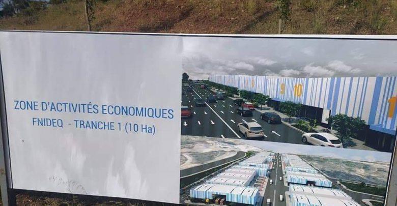 الإعلان عن طلب عروض جديد لتهيئة المنطقة الإقتصادية بالفنيدق البديلة لمعبر سبتة 1