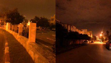 """ضعف شبكة الإنارة العمومية بحي """"علي باي"""" بطنجة يثير غضب الساكنة 4"""