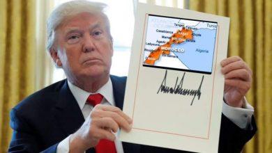 ترامب ينشر قرار الاعتراف بالصحراء في الجريدة الرسمية الفيدرالية 5