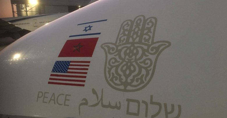 """""""إلعال"""" الإسرائيلية تعلق الخميسة تيمنا بالتقاليد المغربية 1"""
