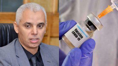 وزير الصحة: اللقاح ليس إلزامي بل تطوعي والهدف بلوغ نسبة 80 في المائة 5