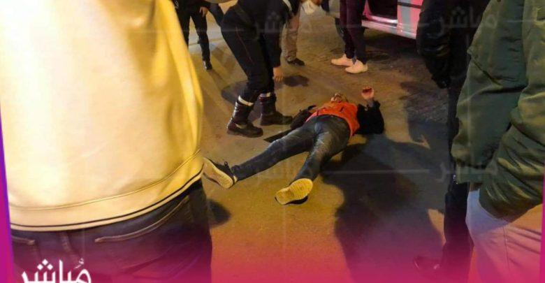 """طنجة تسجل أول حادث كريساج ليلة """"البوناني"""" 1"""
