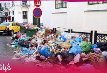 شوارع تطوان تغرق في الأزبال بسبب إضراب عمال النظافة 9