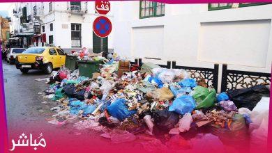 شوارع تطوان تغرق في الأزبال بسبب إضراب عمال النظافة 4