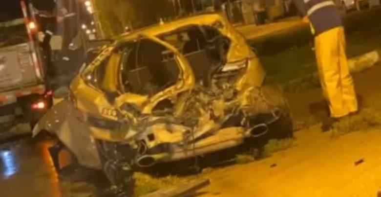 سائق متهور يتسبب في حادثة سير خطيرة بطنجة 1