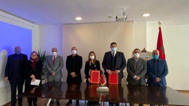 توقيع اتفاقية تعاون بين غرفة التجارة والصناعة بجهة طنجة ومؤسسة MITC 4