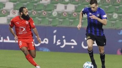 أحمد حمودان يعود لفريق إتحاد طنجة 37