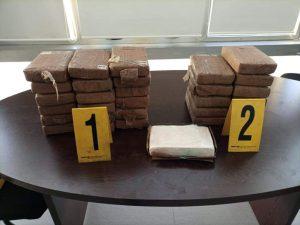 """طنجة..إجهاض تهريب 35 كلغ من """"الكوكايين""""بتنسيق مع مكتب مكافحة المخدرات بالولايات المتحدة 2"""