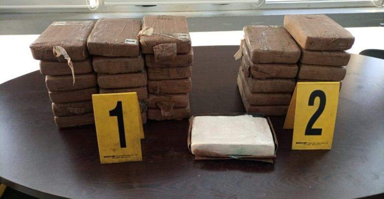 """طنجة..إجهاض تهريب 35 كلغ من """"الكوكايين""""بتنسيق مع مكتب مكافحة المخدرات بالولايات المتحدة 1"""