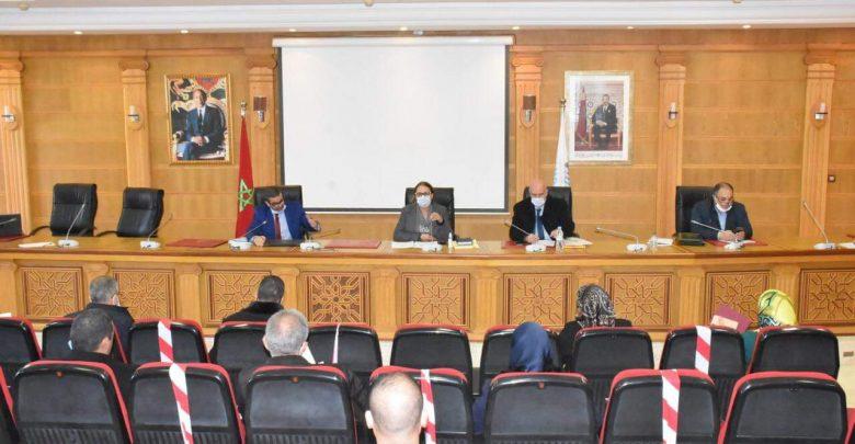 مجلس جهة طنجة يصادق على مشروع التصميم المديري للتكوين المستمر 1