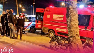 طنجة..ضابط شرطة يتعرض لكسر في رجله في عملية مطاردة 6