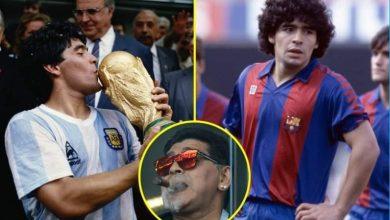 كم بلغت ثروة مارادونا عند وفاته؟ 4