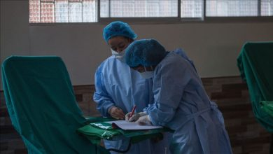 هيئة تراسل وزير الإقتصاد والمالية لتسوية ملف الممرضين المجازين 8